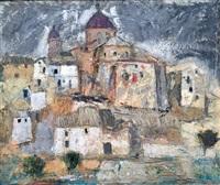Spanish Landscape, Requena, 1951