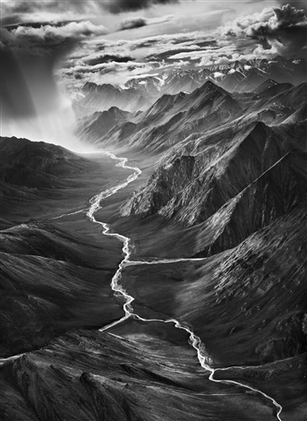 Eastern Part of the Brooks Range Alaska USA by SebastiãoSalgado