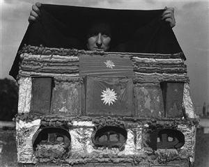 caja de vision (box of visions - stereoviewer) by manuel alvarez bravo