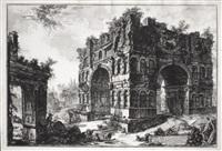 Vedute di Roma (3rd State), 1748