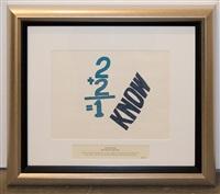 a5803b71dc52f The Beatles, She Said So/I Feel Fine, Cel 61, 1966. John Lennon
