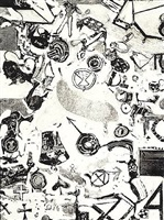 flotsam by richard diebenkorn