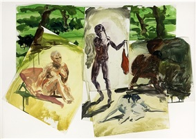 Artworks by Eric Fischl For Sale at artnet Auctions on artnet