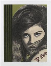 miss parkett (edition for parkett 71) by richard phillips