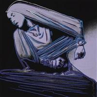 Lamentation (from Martha Graham), 1986