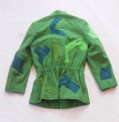 costumes for covent garden london - patches back by david hockney