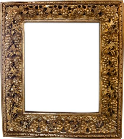 Antique Gold Gilded Frame on artnet