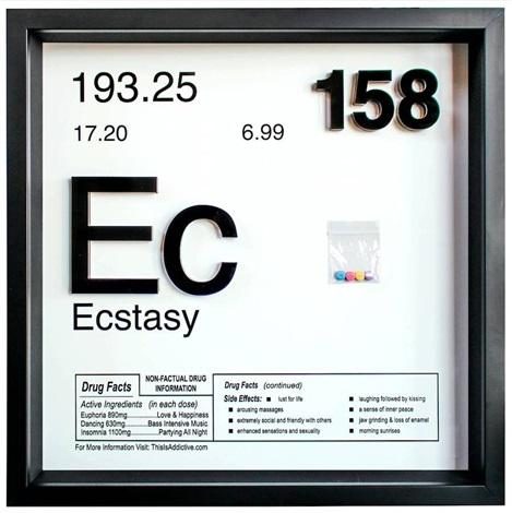 Ecstacy by Daniel Allen Cohen on artnet