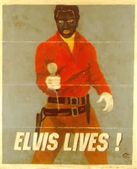(forever free) elvis lives! by michael ray charles