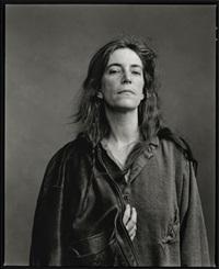 Patti Smith, Nova York, 1996