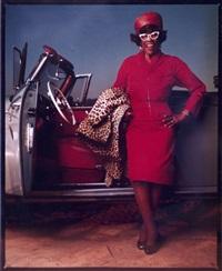Ella Fitzgerald, Los Angeles, 1988