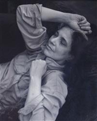 Susan Sontag, Nova Iorque, 1991