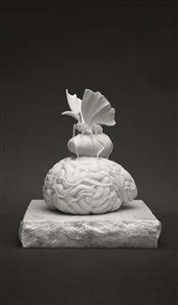Gisant (The silk spun in the brain), 2012