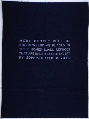 untitled by jenny holzer