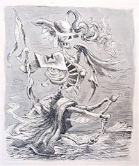 phantom of the past by kurt seligmann