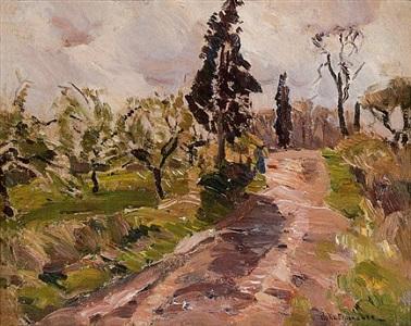 road to cedar by john fulton folinsbee