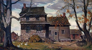 old homestead by arthur meltzer