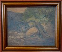 Landscape (untitled), 1962