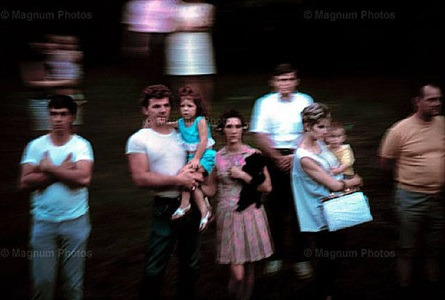 """untitled - from """"rfk funeral train"""" by paul fusco"""