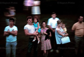 "untitled - from ""rfk funeral train"" by paul fusco"