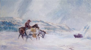 the blizzard by charles hargens