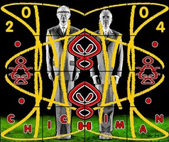chichiman by gilbert and george