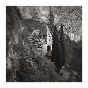 chapelle de notre dame de beauvoir, moustier, france by dirk mcdonnell