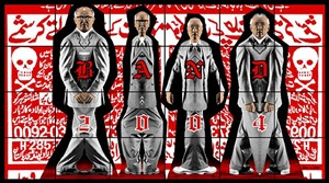 band by gilbert & george