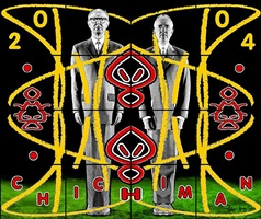chichiman by gilbert & george