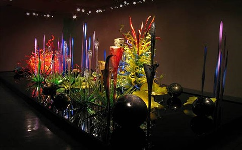 mille fiori by dale chihuly