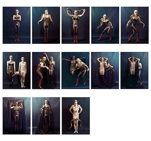 masculin/feminin i by jürgen klauke