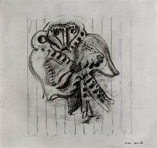accrochage kunst des 19. und 20. jahrhunderts berlin by max ernst
