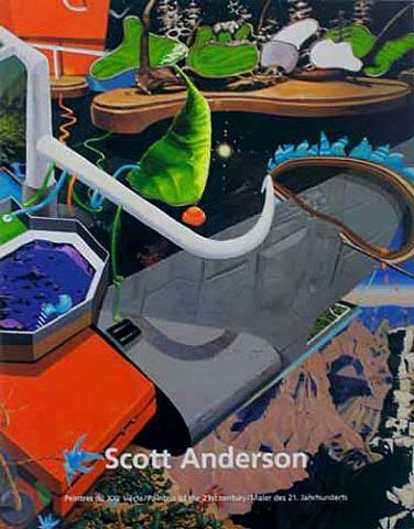 scott anderson<br>essay by david pagel