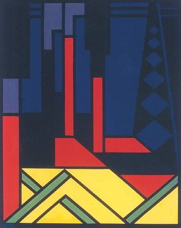 seintdestellenfabriek ii by louise (lou) loeber