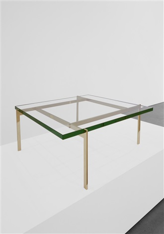 Pk61 Coffee Table By Poul Kaerjholm