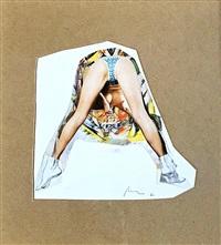 Untitled (de Kooning), 2008