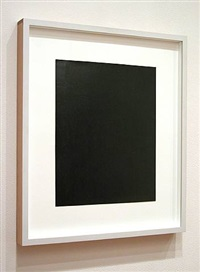 (checklist 22.)<br>framed drawing<br> untitled, (november, 1974), <b>1974</b> by quentin morris