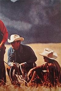 Untitled (Cowboy), 1983