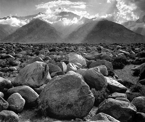 ansel adams sierra nevada - photo #21