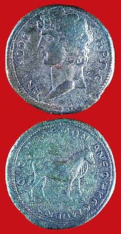 full screen collection default ortiz of objects gordian the iii roman george medallion thumb