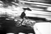 untitled (umbrella bike, rio de janeiro) by charles martin