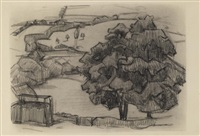 Rosemary Lane, Clayhidon, 1920