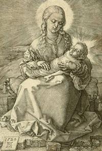 virgin with the swaddled child by albrecht dürer