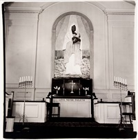 Shrine of the black Madonna, Detroit, Mich., 1970