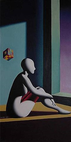 the mathematic of dreams by mark kostabi