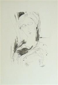 portrait by amedeo modigliani