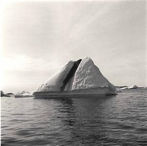 iceberg vii by lynn davis