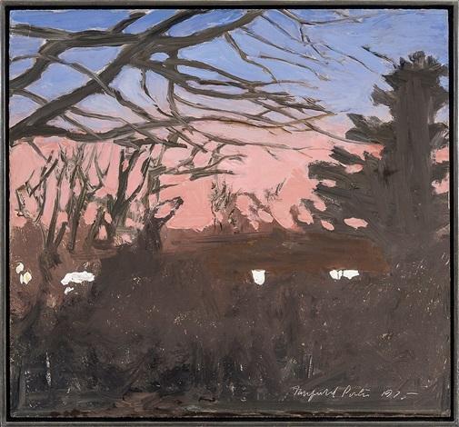 twilight by fairfield porter