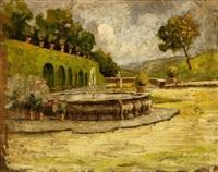 paesaggio by gino tommasi