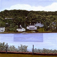 cold spring harbor by cecile gray bazelon